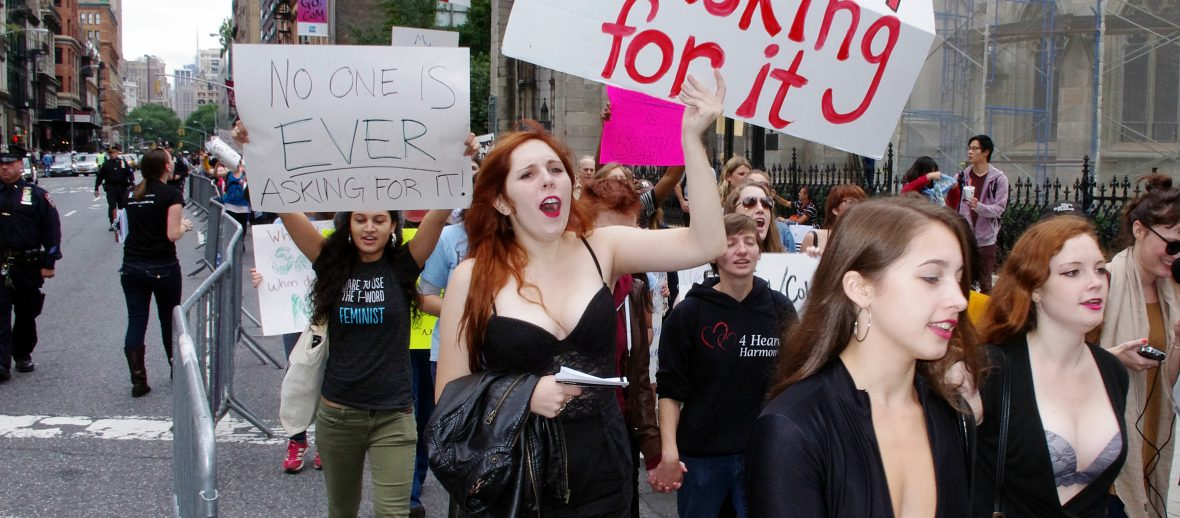 Feminists Are Wrong About Rape