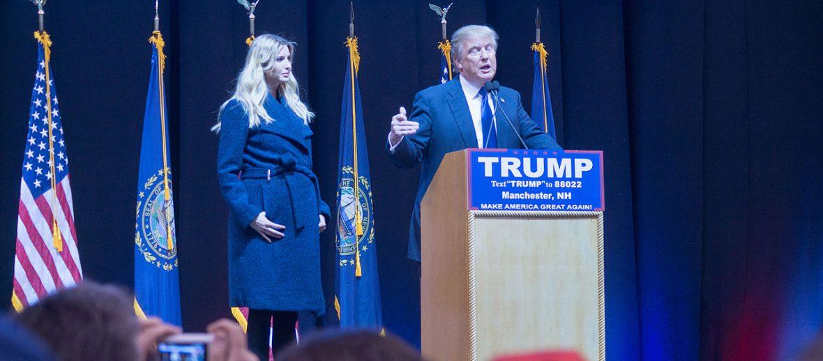 Ivanka Trump Got Booed. Sorry I Don't Care?
