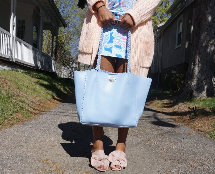 Pastels + Neons for Spring? Groundbreaking