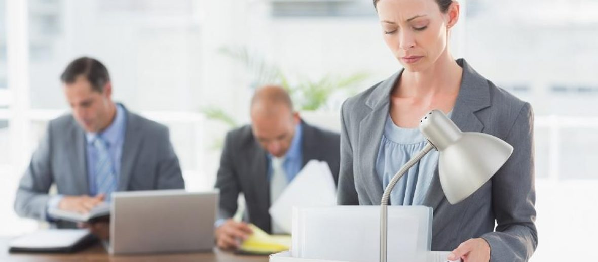 I Was Fired…Now What?