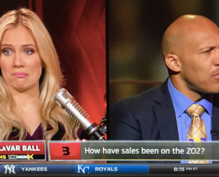 Lavar Ball's Kristine Leahy Interview Symptomatic of Bigger Problem