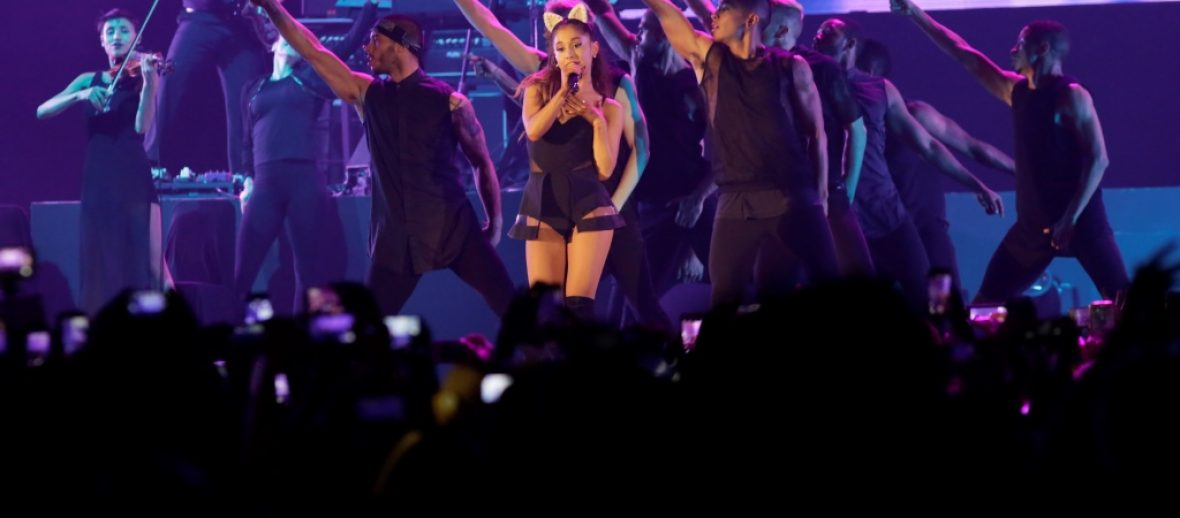 Ariana Grande's Manchester Concert Should Shock Us, But Doesn't