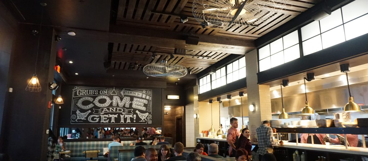 Foodie Friday: Southern Kin Cookhouse