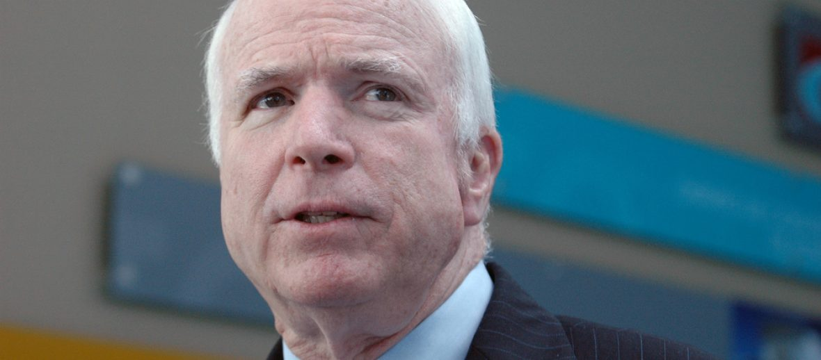 John McCain Is Everything Wrong With D.C.
