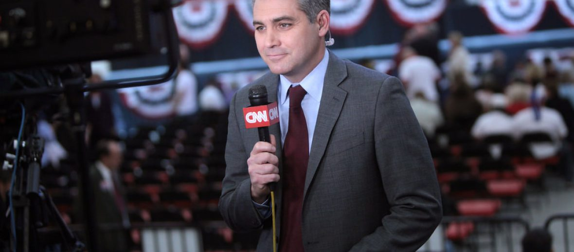 Jim Acosta Personifies the Collapse of Mainstream Media